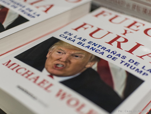 Fuego y furia: en las entrañas de la Casa Blanca