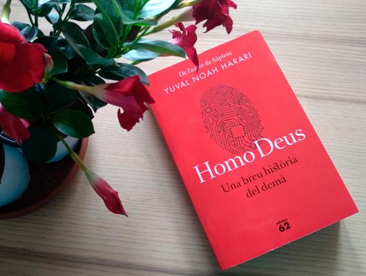 Homo Deus. Breve Historia del porvenir - Yuval Noah Harari