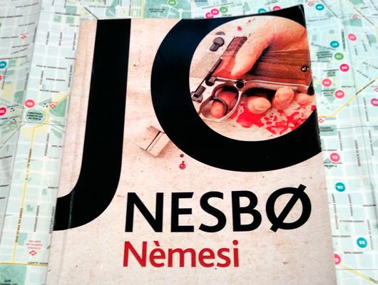Nemesis – Jo Nesbo