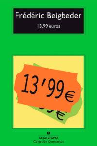 13,99 euros - Frédéric Beigbeder