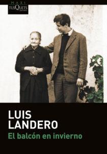 El balcón en invierno - Luis Landero