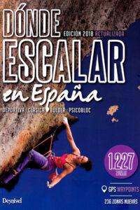Dónde escalar en España - VVAA